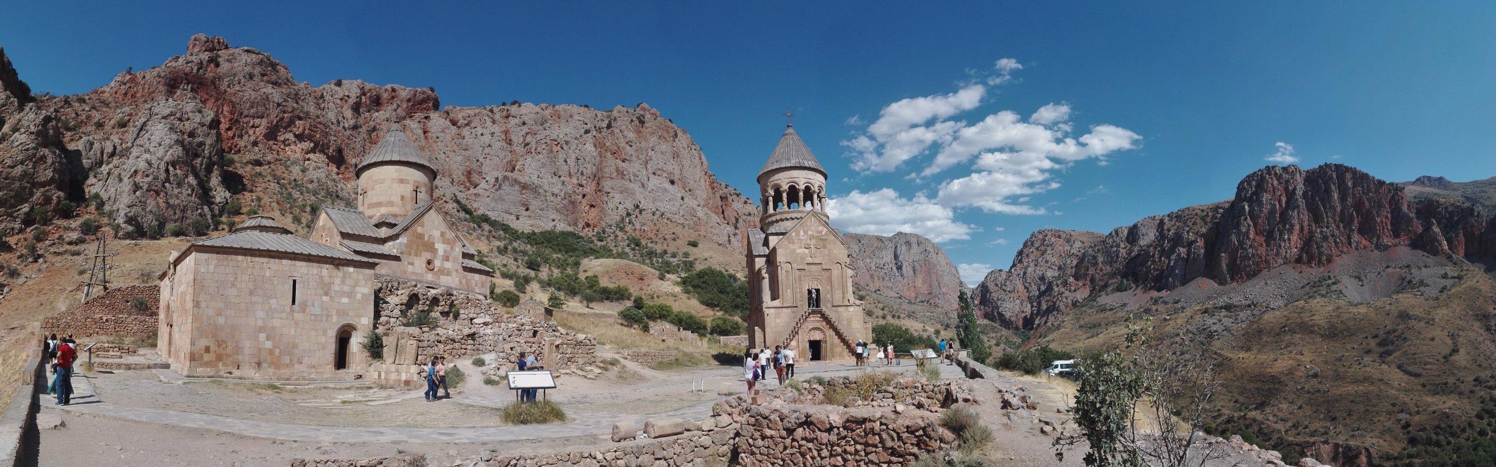 Armenië - Noravank Monastery - Tsovinar Hovhannisyan