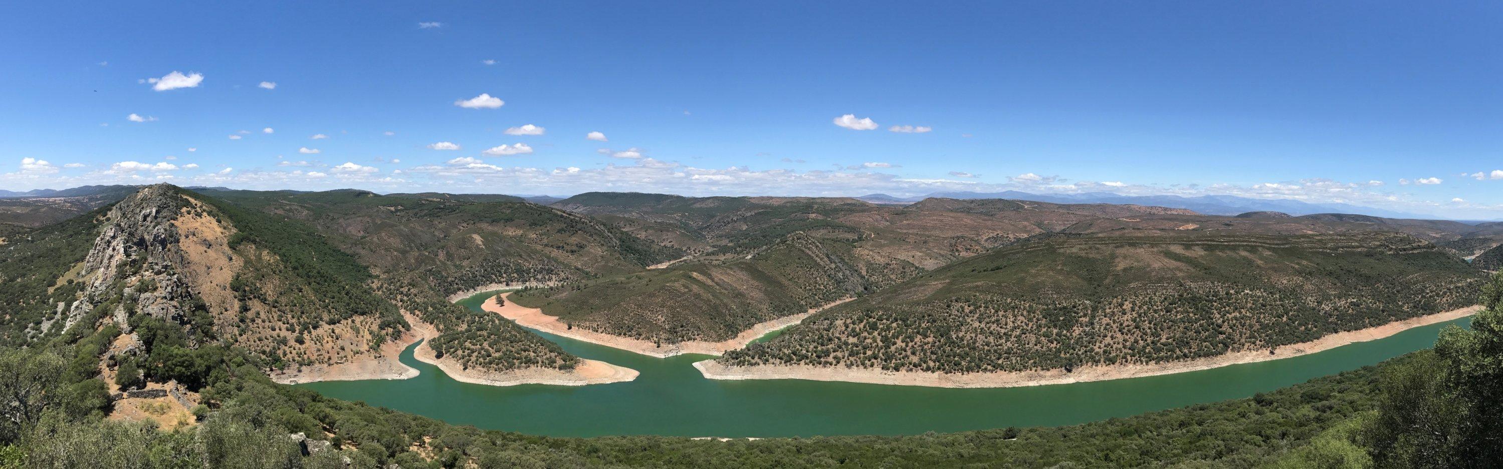 Monfrague NP, Extremadura - LS